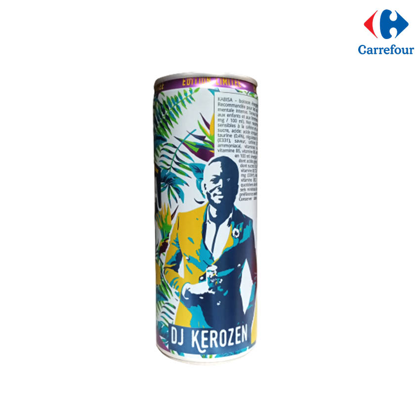 250ML KABISA ENERGY DRINK