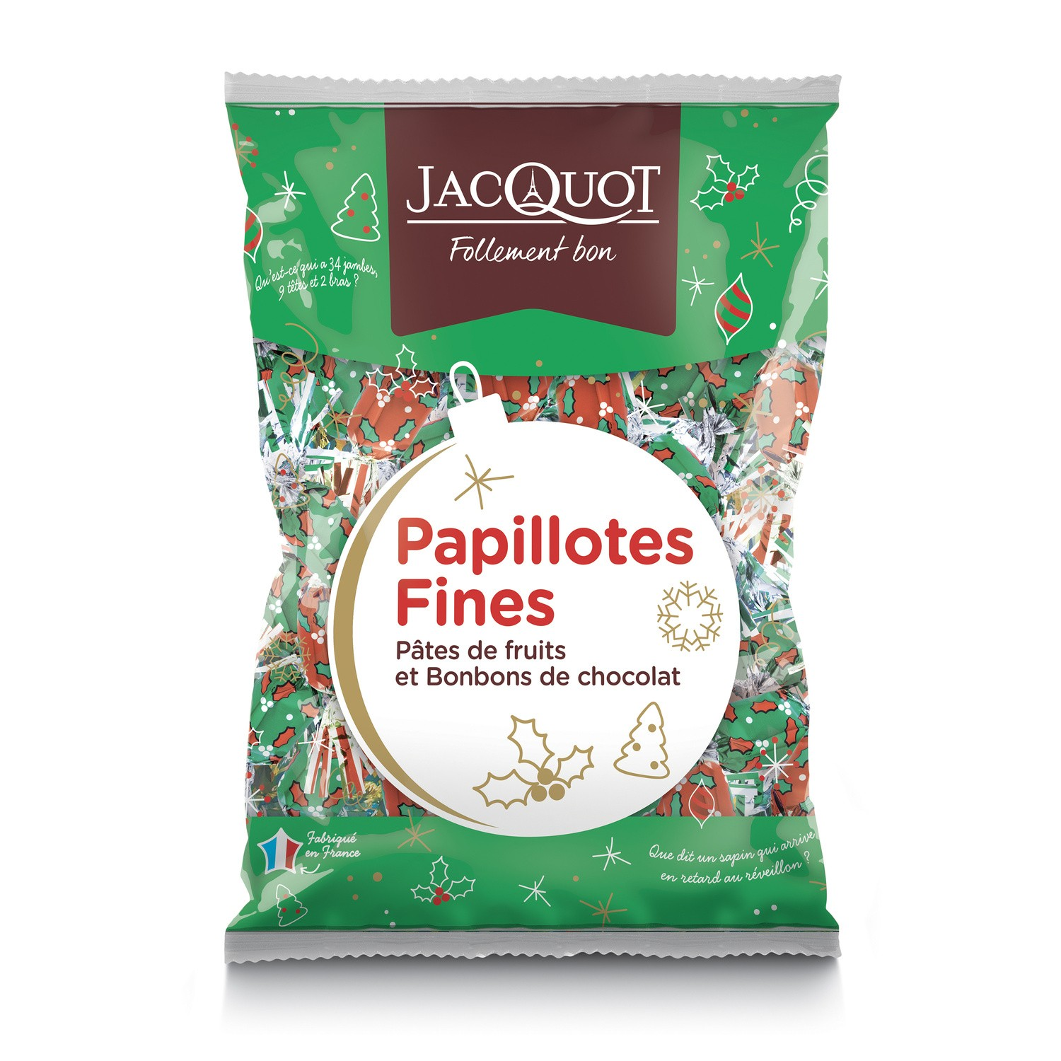 Coussin 940g Papillotes fines