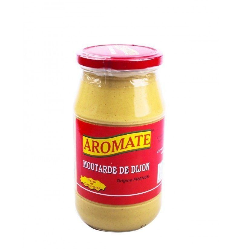 POT MOUTARDE AROMATE 270ML
