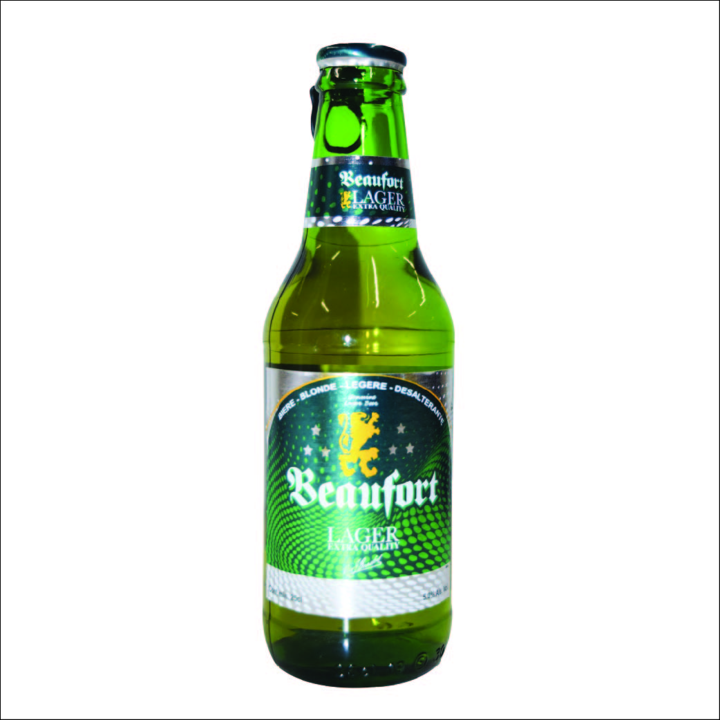 BEAUFORT LAGER 025 CL